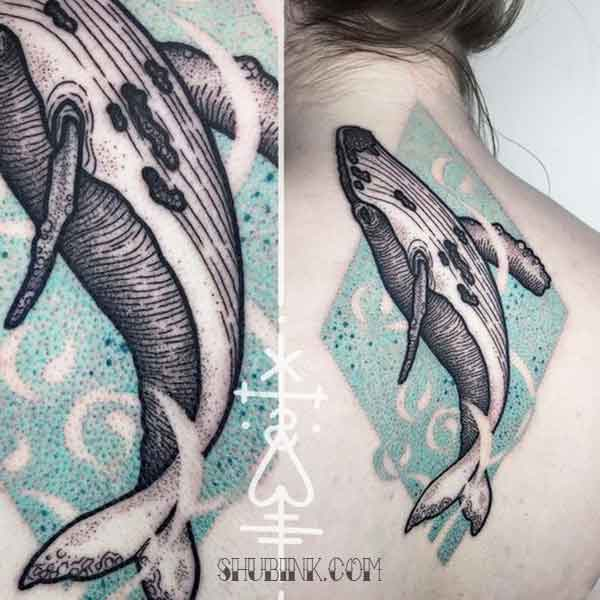 Татуировка дельфин - значение, эскизы тату и фото